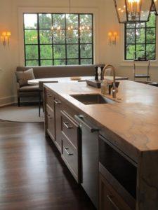 kitchen countertops Rock Tops Fabrication