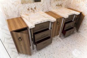 Bathroom Vanity Rock Tops Fabrication