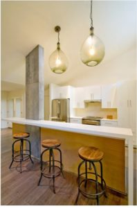 Ensuring Countertops, Flooring, and Cabinets Match Rock Tops Fabrication