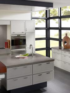 Quartz Countertop Installation Rock Tops Fabrication