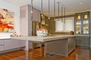 Choosing a Kitchen Countertop Color Rock Tops Fabrication